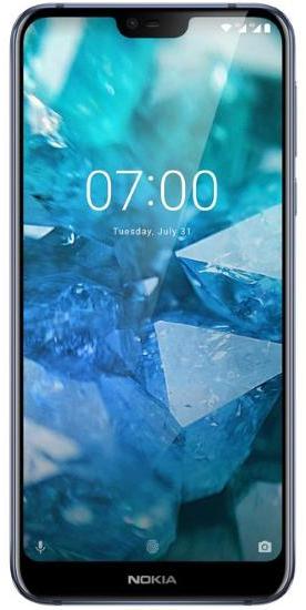 Chytrý telefon Nokia 7.1