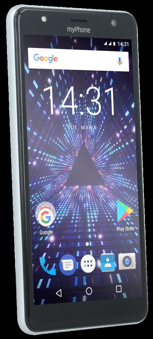 myPhone Pocket 18x9 černá