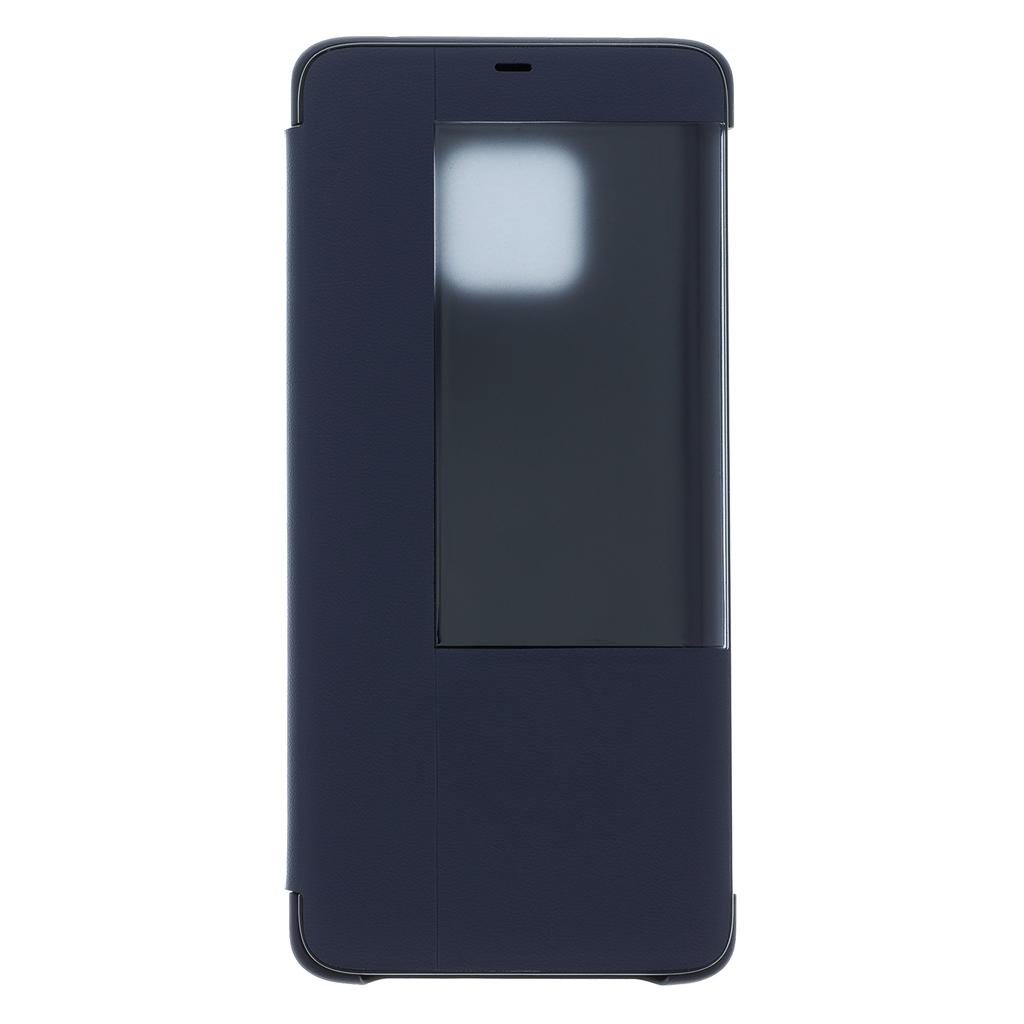 Original S-View flipové pouzdro pro Huawei Mate 20, deep blue