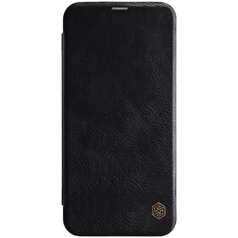Flipové pouzdro Nillkin Qin pro Samsung Galaxy A7 2018 (SM-A750), black