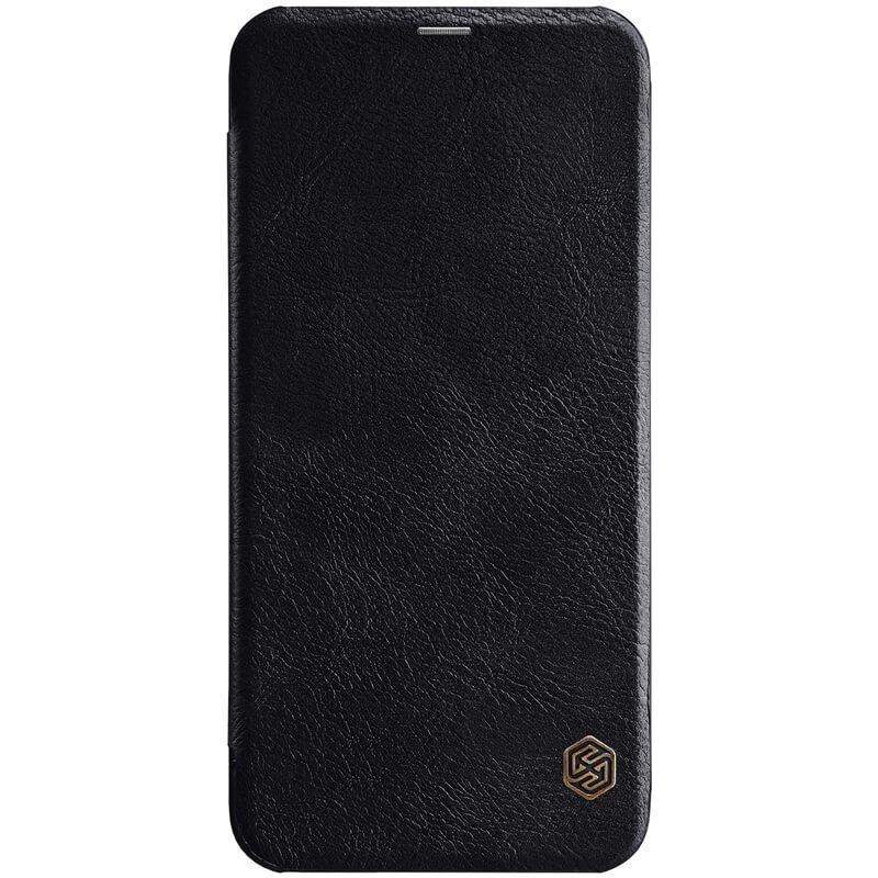 Flipové pouzdro Nillkin Qin pro Samsung Galaxy J6 Plus, black