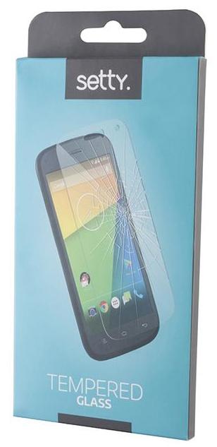 Tvrzené sklo SETTY pro Apple iPhone 6/6S Plus