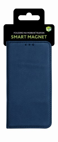 Smart Magnet flipové pouzdro pro Nokia 3.1, navy