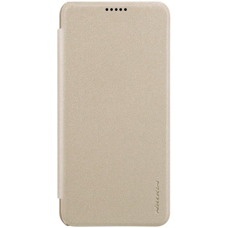 Nillkin Sparkle Folio Pouzdro Huawei Mate 20 Lite, gold
