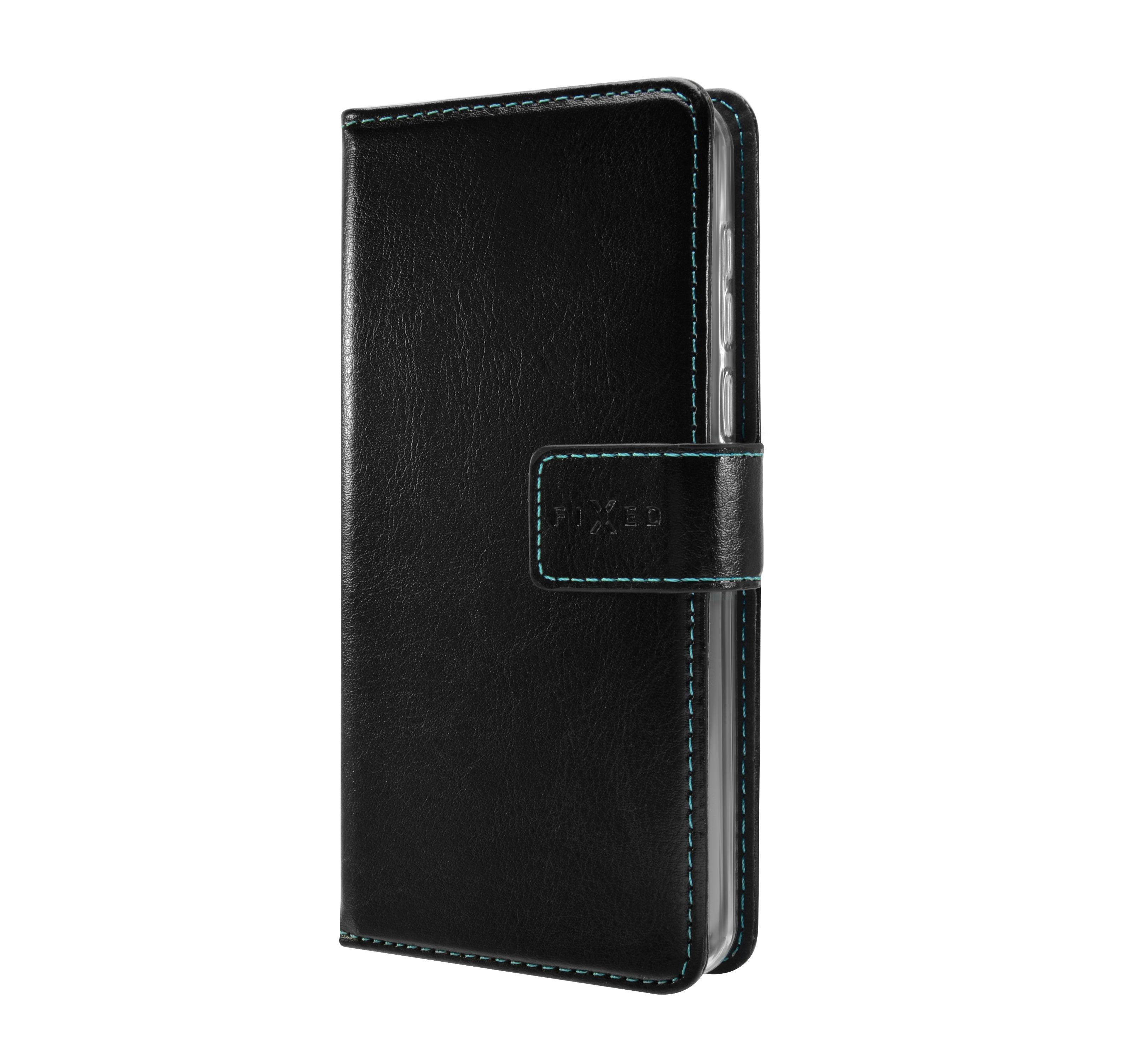 FIXED Opus flipové pouzdro pro Samsung Galaxy A7 (2018), černé