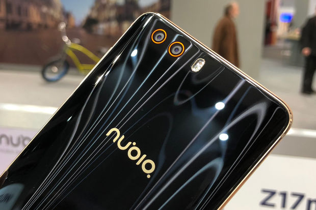 Smartphone Nubia Z17 miniS