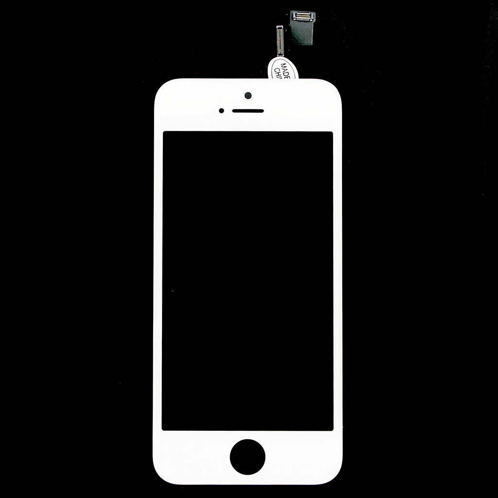 LCD Display + Dotyková Deska pro iPhone 5S (Tianma AAA Quality), White