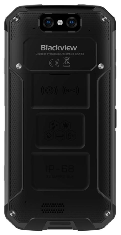Vodotěsný outdoor telefon iGET Blackview GBV9500