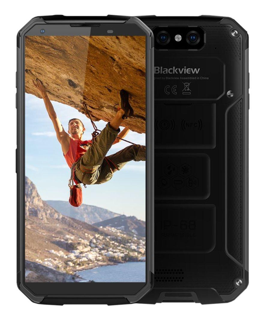 Certifikovaný telefon iGET Blackview GBV9500