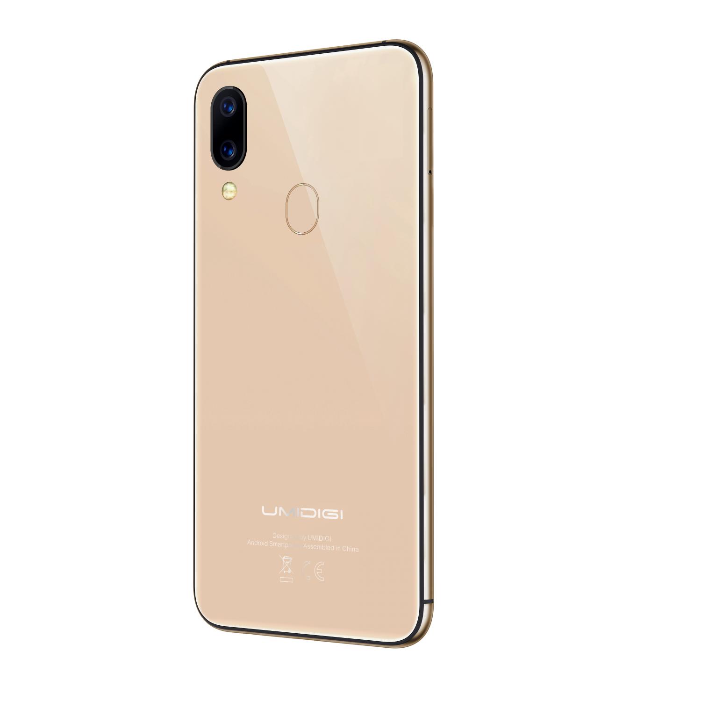 Stylový smartphone UMiDIGI A3