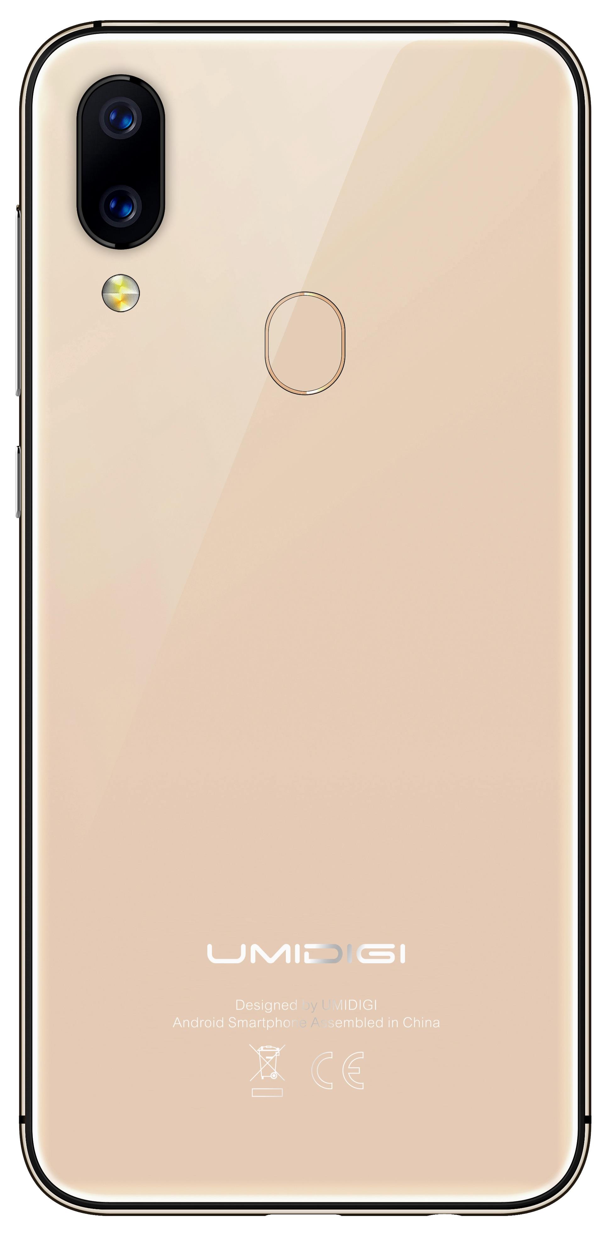 Dotykový telefon UMiDIGI A3