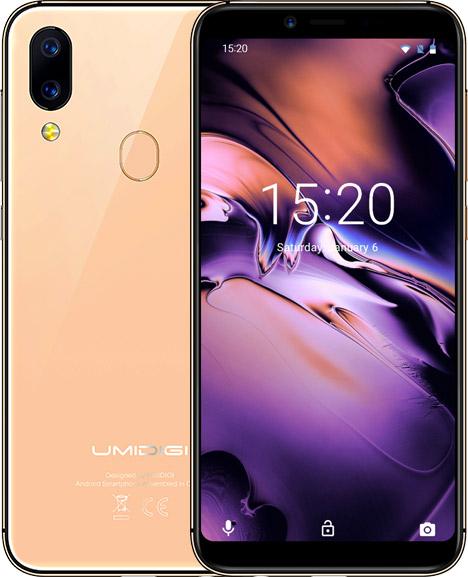 Smartphone UMiDIGI A3