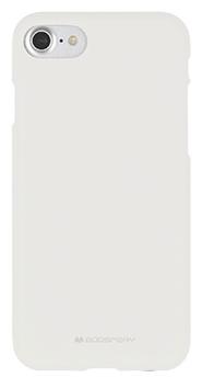 Pouzdro Mercury Soft feeling Huawei Y6 Prime 2018/Y6 2018/Honor 7A, white