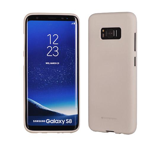 Pouzdro Mercury Soft feeling Huawei Y6 Prime 2018, stone