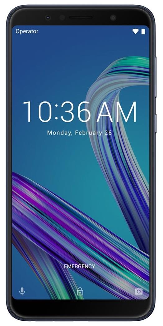 Asus Zenfone Max Pro (M1) ZB602KL 3GB/32GB černá