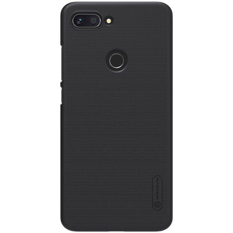Nillkin Super Frosted zadní kryt pro Xiaomi Mi8 Lite, black