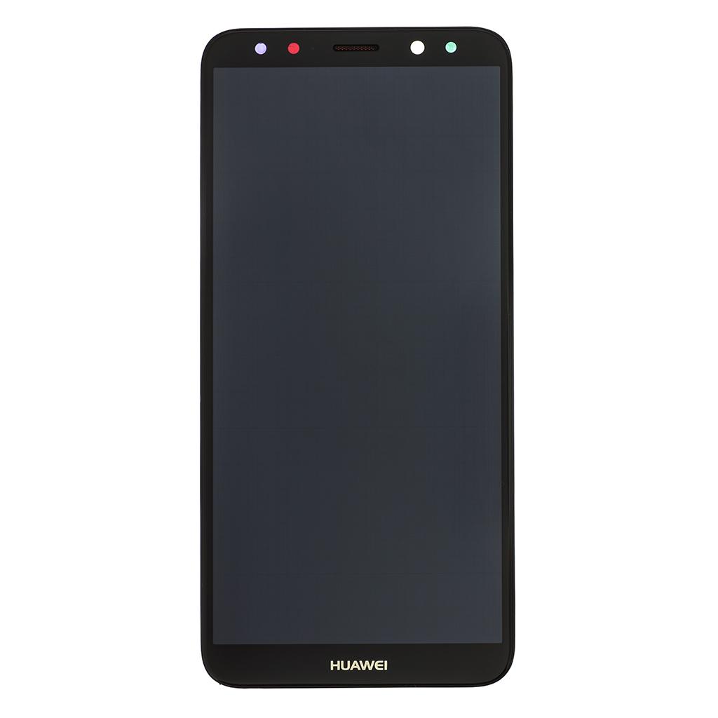 LCD + dotyk + přední kryt pro Huawei Mate 10 Lite, blue
