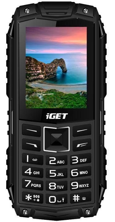 Odolný telefon iGET Defender D10