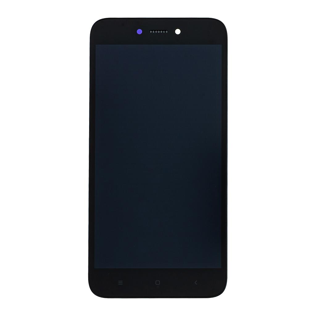 LCD + dotyk + přední kryt pro Xiaomi Redmi 5A, black ( service pack )