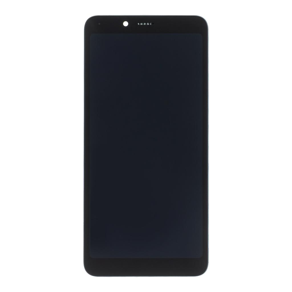 LCD + dotyk + přední kryt pro Xiaomi Redmi 6/6A, black ( service pack )
