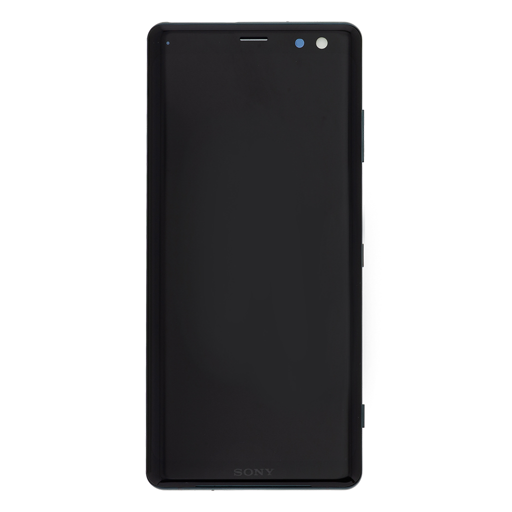 LCD + dotyk pro Sony Xperia XZ3, green ( service pack )