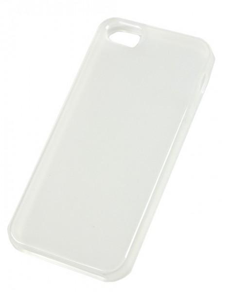 Pouzdro SUPER GEL na Nokia N225, transparentní