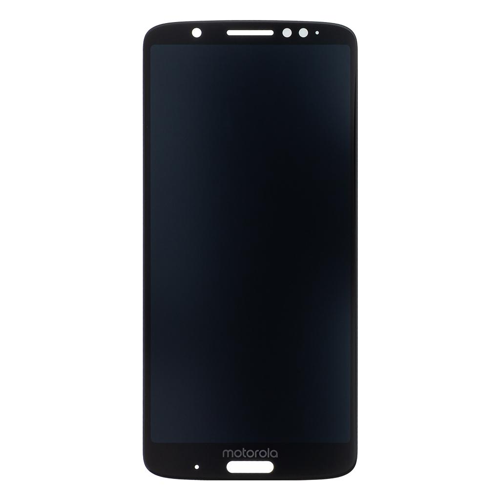 LCD + dotyk pro Motorola G6 Plus, black