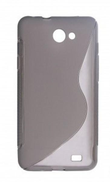 Pouzdro SUPER GEL na Sony Xperia U (ST25i), Grey