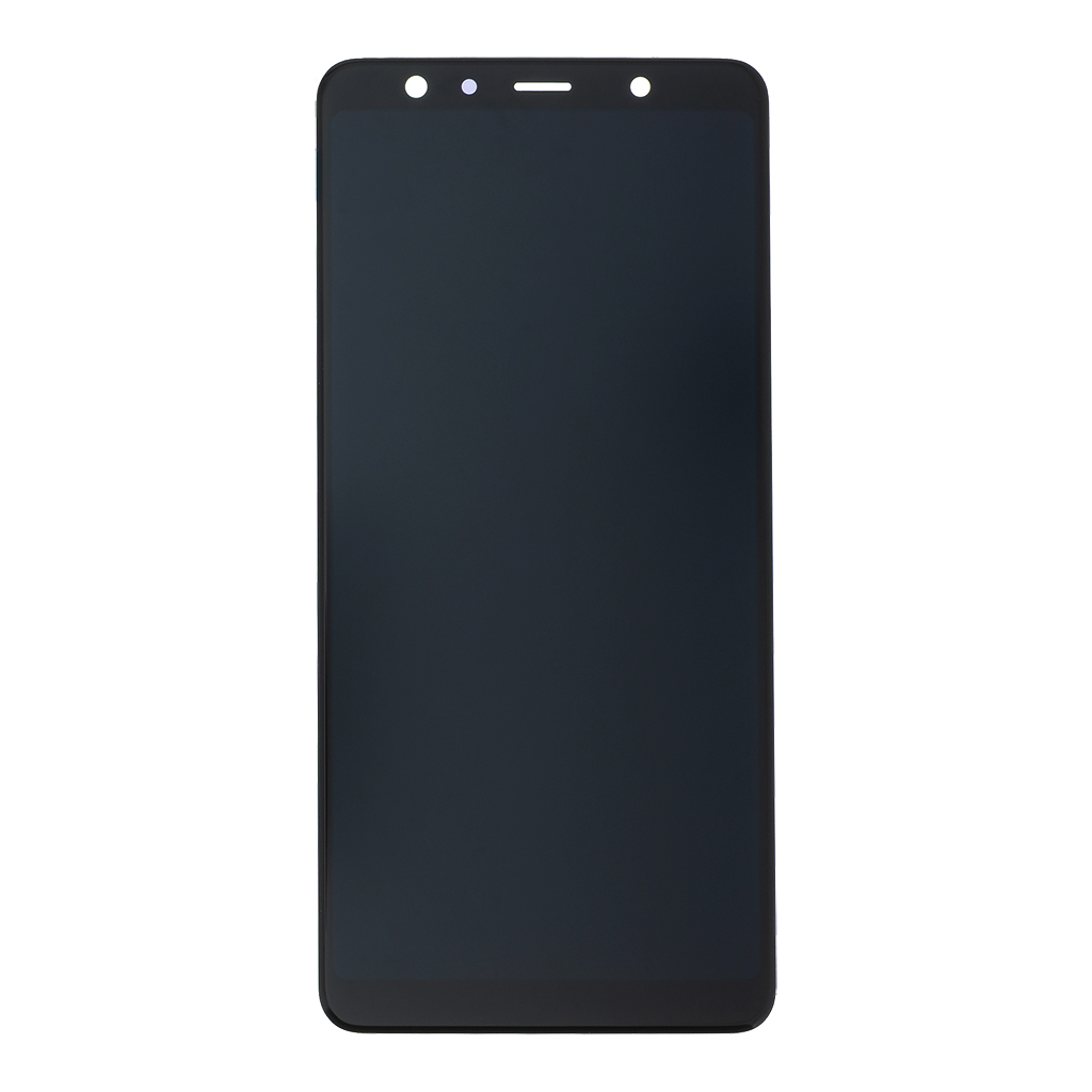 LCD displej + dotyk Samsung Galaxy A7 2018 (A750) (Service Pack) černá