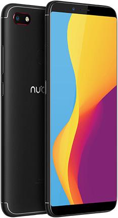 Dotykový telefon Nubia V18