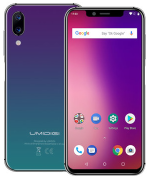 Dotykový telefon UMiDIGI ONE Pro