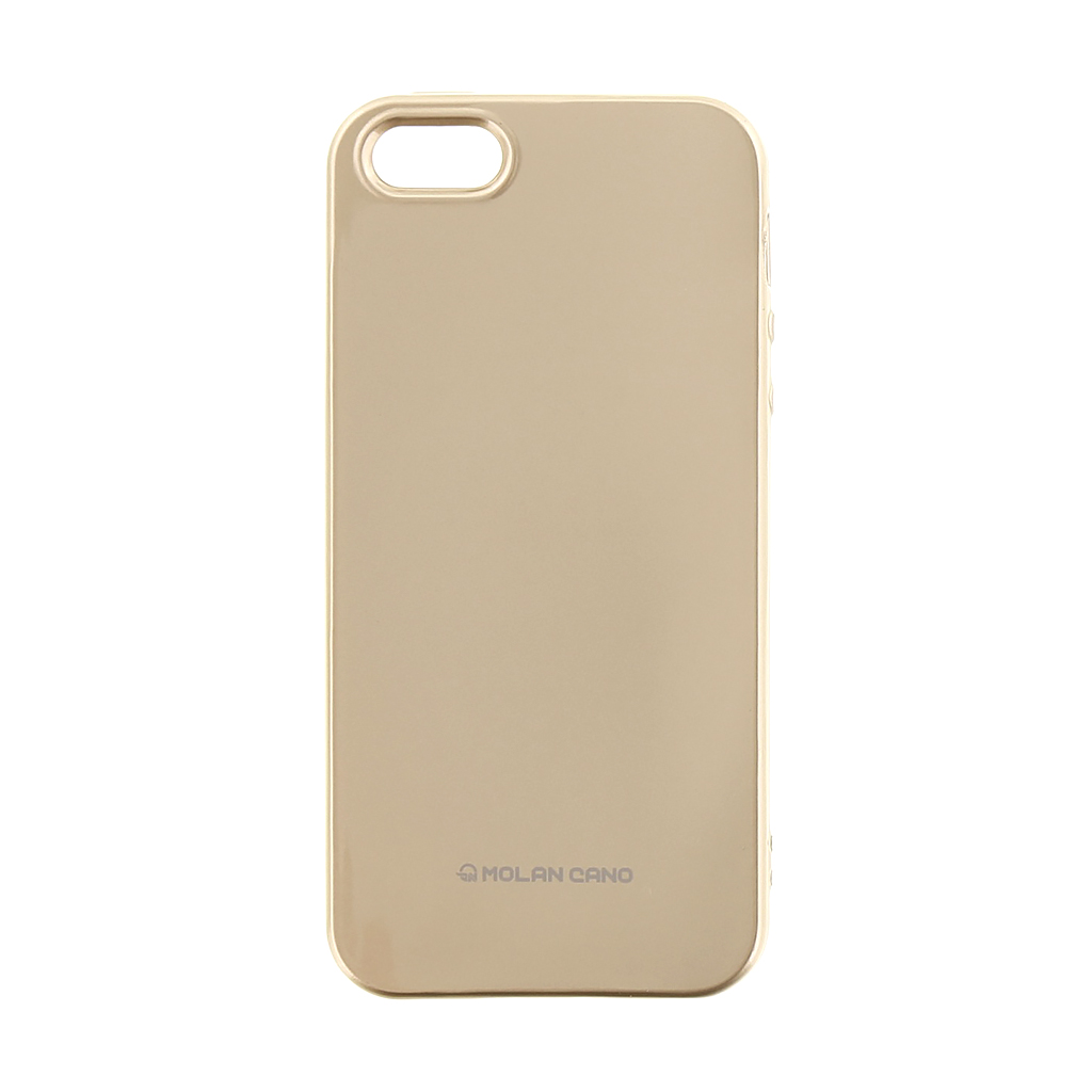 Molan Cano Jelly kryt Samsung Galaxy S10 Lite, gold