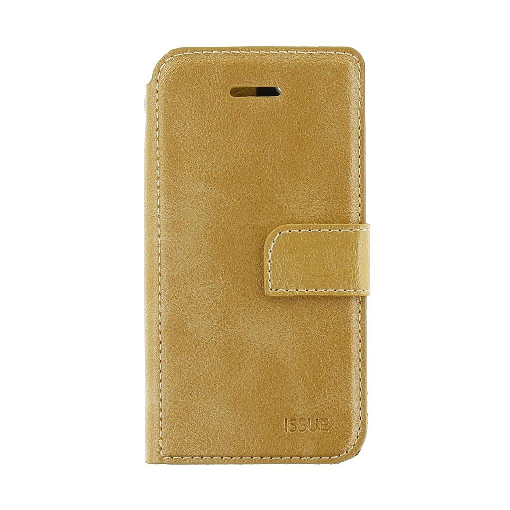 Pouzdro Molan Cano Issue pro Samsung Galaxy S10 Plus, gold