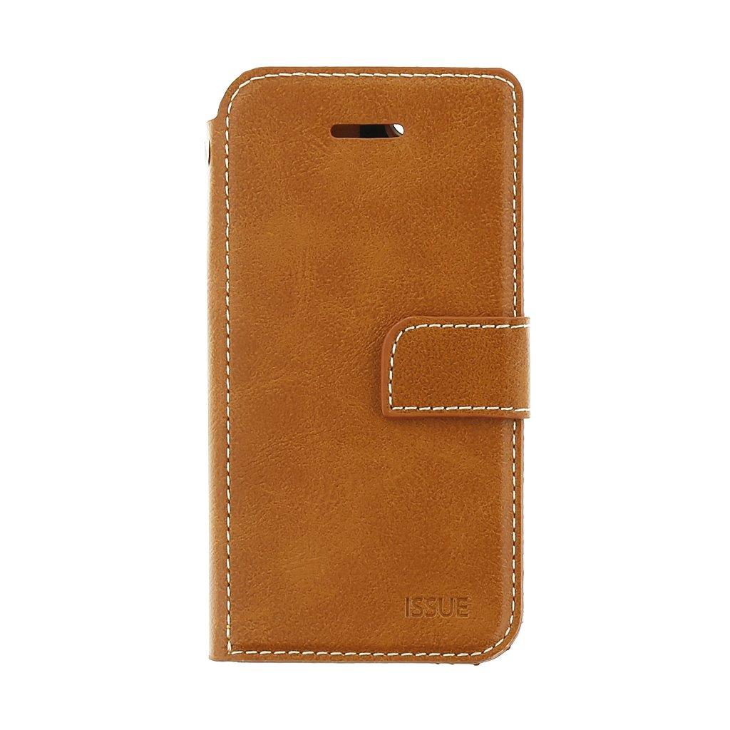 Pouzdro Molan Cano Issue pro Samsung Galaxy S10 Lite, brown
