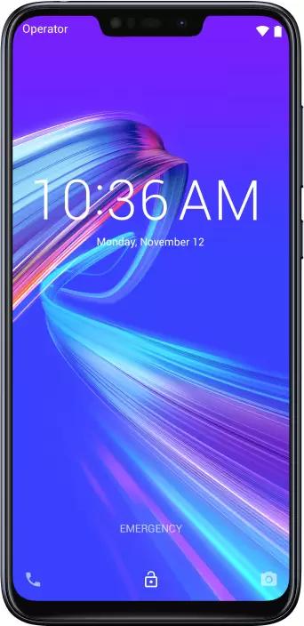 Asus Zenfone Max M2 ZB633KL 4GB/32GB modrá