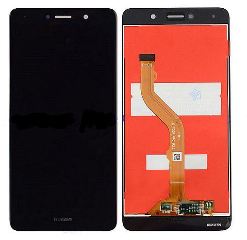 LCD + dotyková deska + přední kryt pro Huawei P20, black