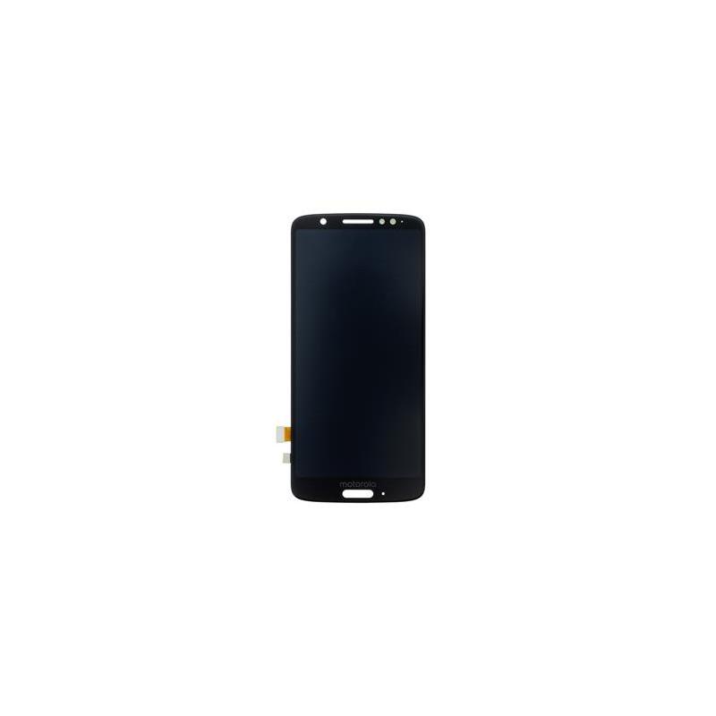 LCD + dotyková deska pro Motorola One, black