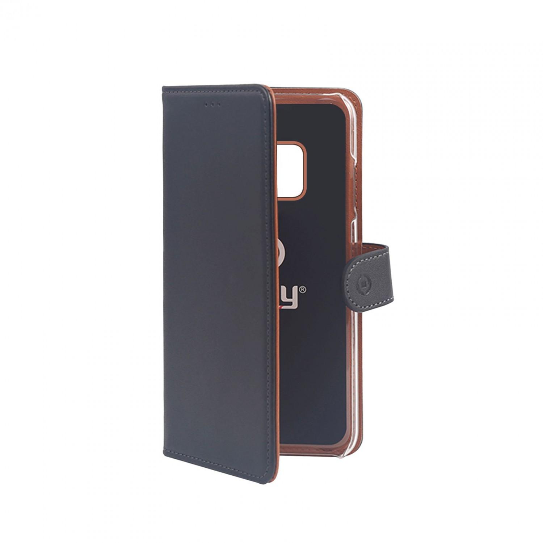 CELLY Wally flipové pouzdro pro Huawei Mate 20 Pro, černé