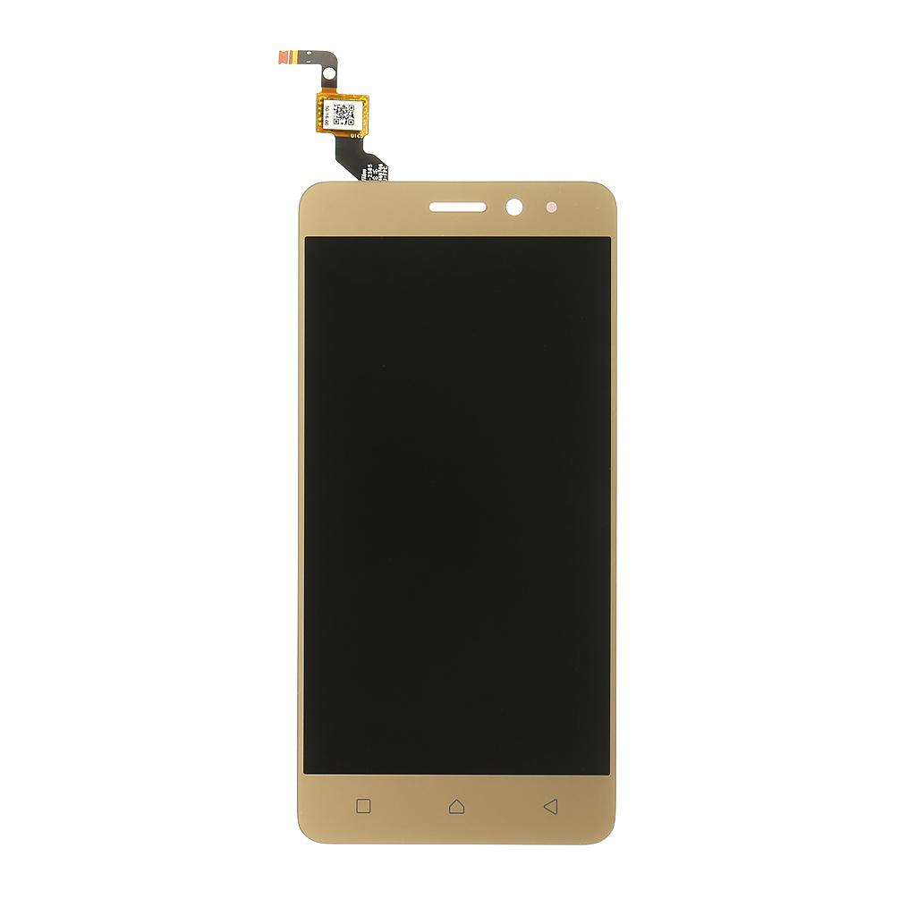 LCD + dotyková deska pro Lenovo K6, gold