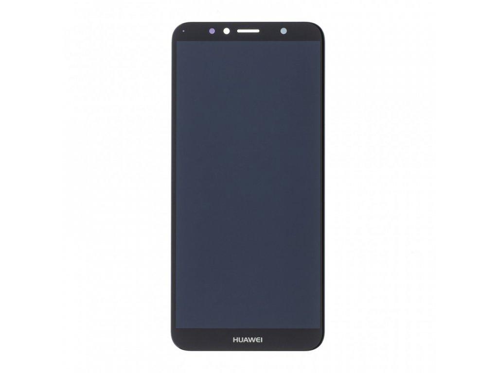 LCD + dotyk pro Huawei P Smart 2019, blue (Service Pack)