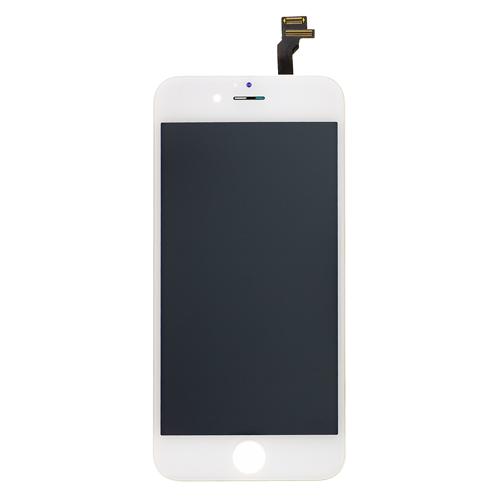 LCD + dotyk pro Apple iPhone 6, white AUO