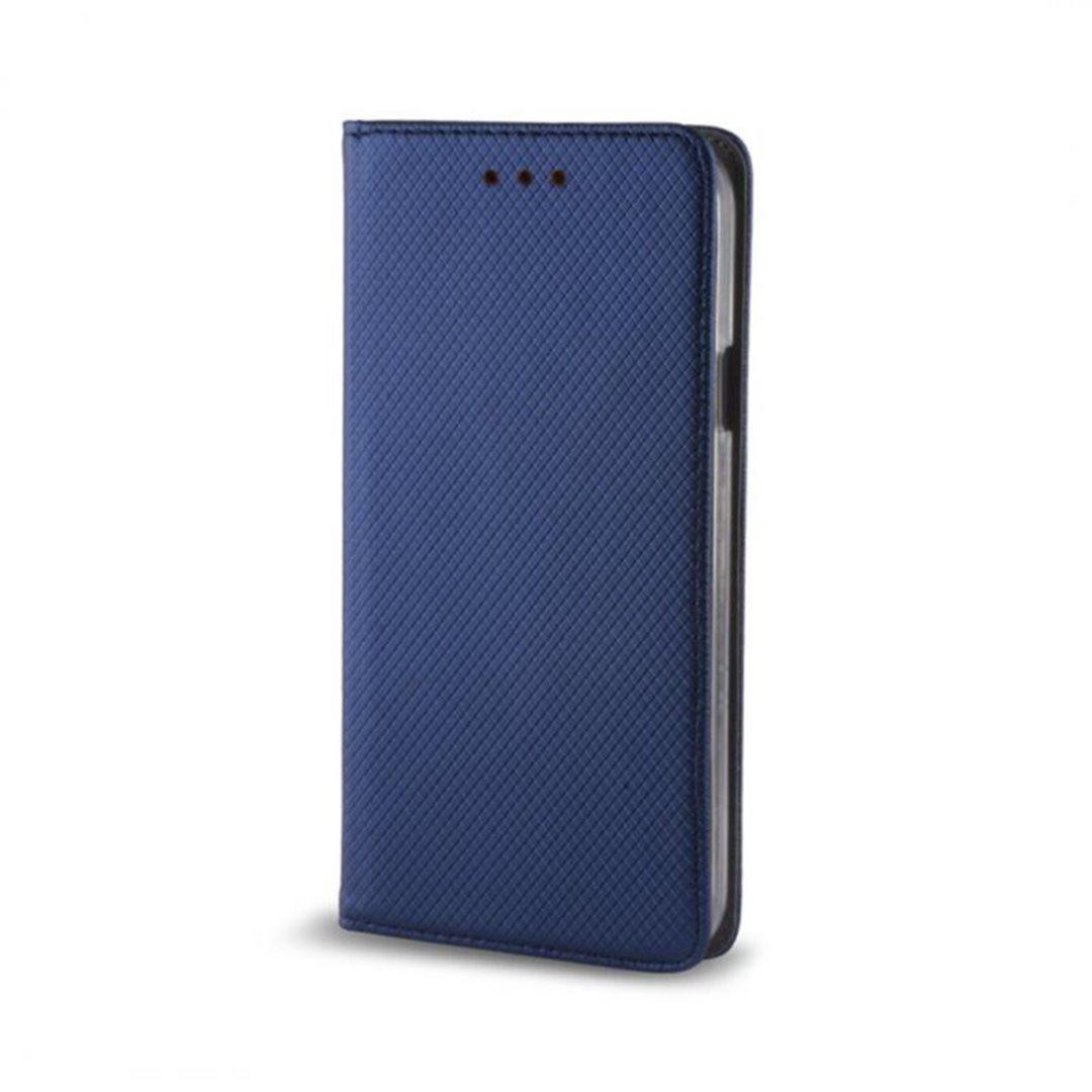 Flipové pouzdro Smart Magnet pro Samsung Galaxy S8 Plus, modrá