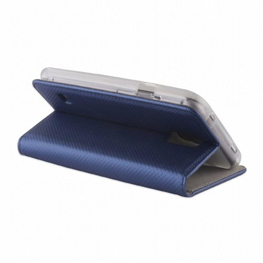 Flipové pouzdro Smart Magnet pro Huawei Nova 3, modrá