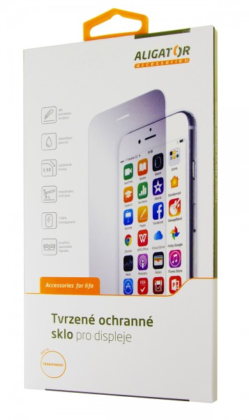 Tvrzené sklo Aligator GLASS ULTRA pro Apple iPhone XR/iPhone 11