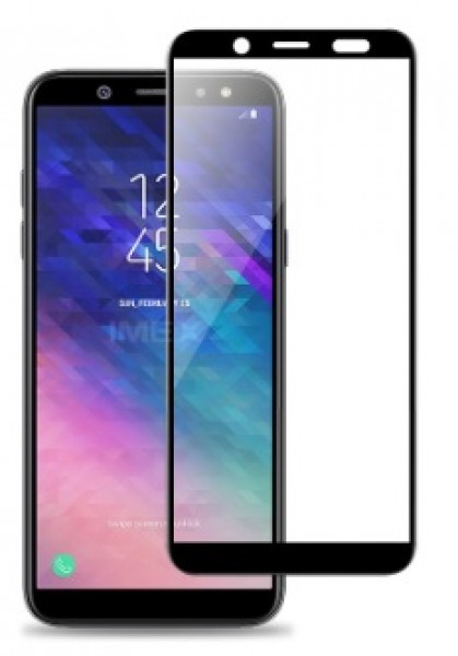 Tvrzené sklo GLASS FULL pro Samsung Galaxy J6, Black