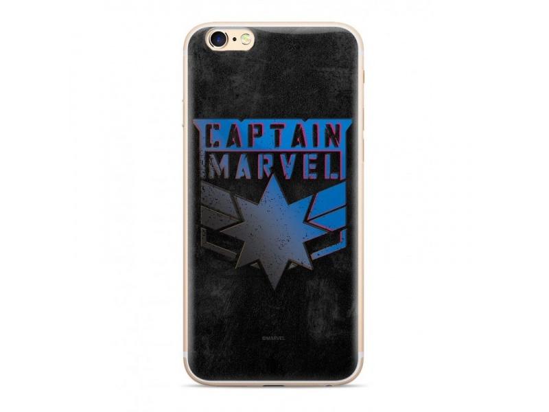 Zadní kryt Captain Marvel 015 pro  Apple iPhone XS, black