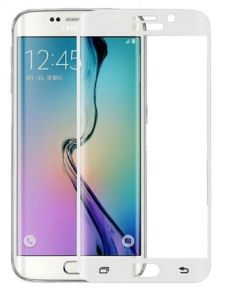 Tvrzené sklo Aligator GLASS FULL COVER 3D pro Samsung Galaxy A3 2017, White