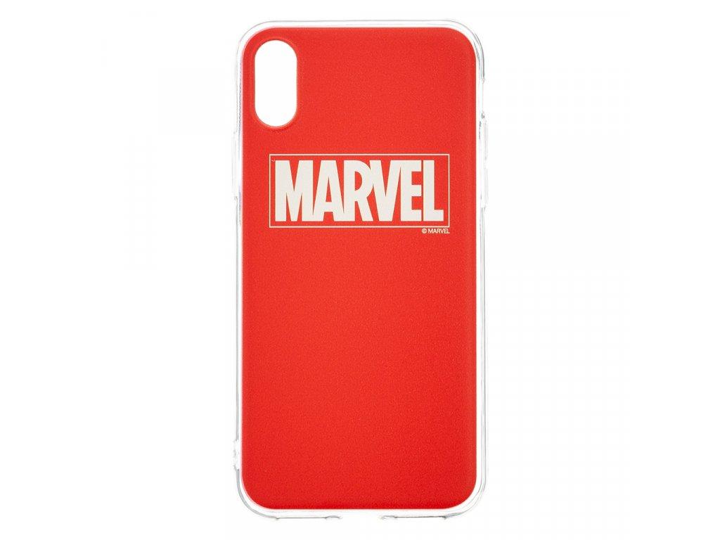 Zadní kryt Marvel 002 pro Samsung Galaxy S10e, red