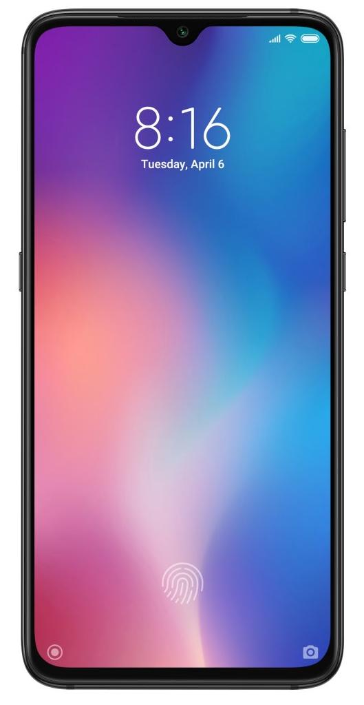 Xiaomi Mi 9 6GB/128GB černá