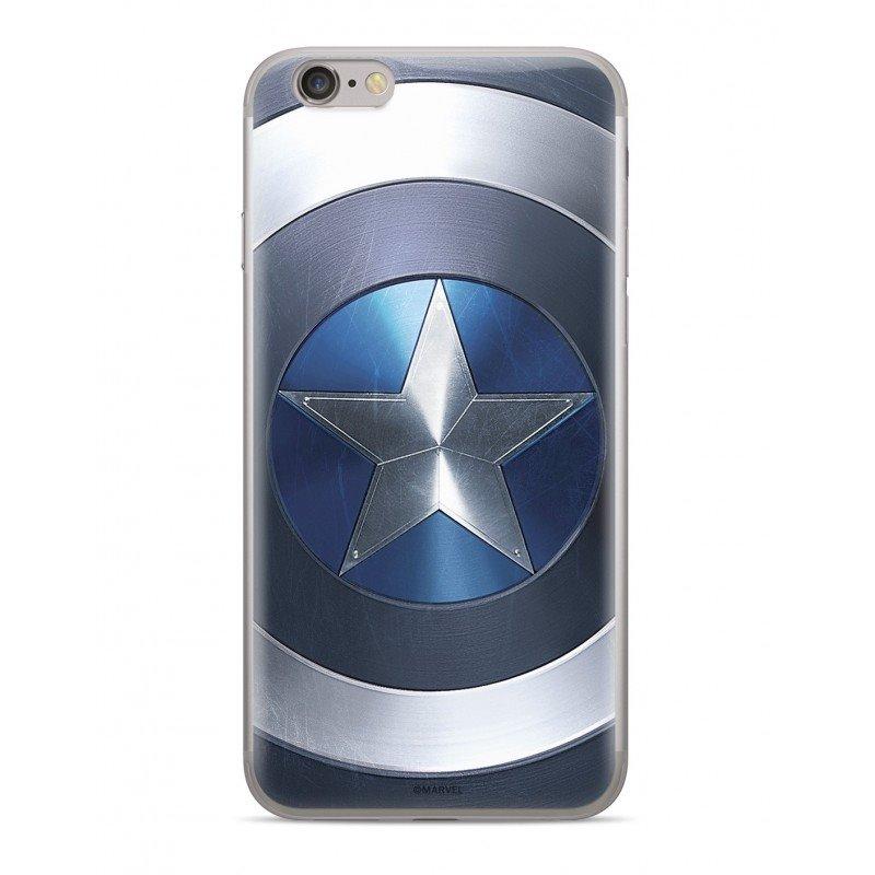 Zadní kryt Marvel Captain America 005 pro Huawei Nova 3i, blue